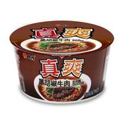 《維力》真爽黑胡椒牛肉湯麵(90g×3入/組)