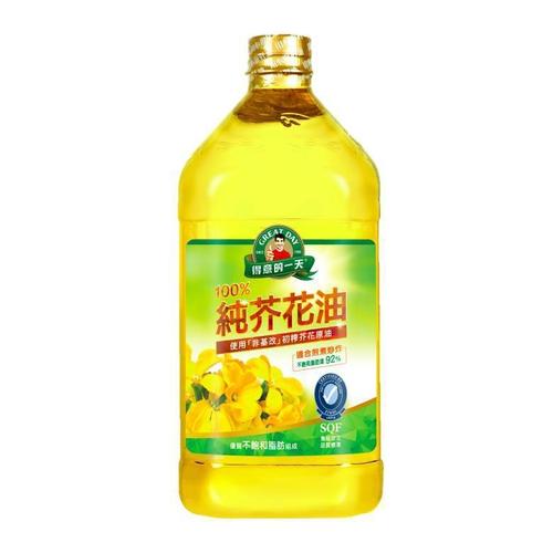 得意的一天 純芥花油(2.4L)