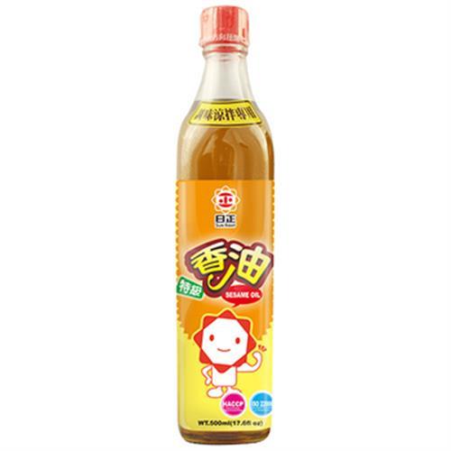 日正 特級香油(480g/瓶)