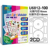 《彩之舞》2CD  進口3合1白色光碟標籤U6812-100*2包