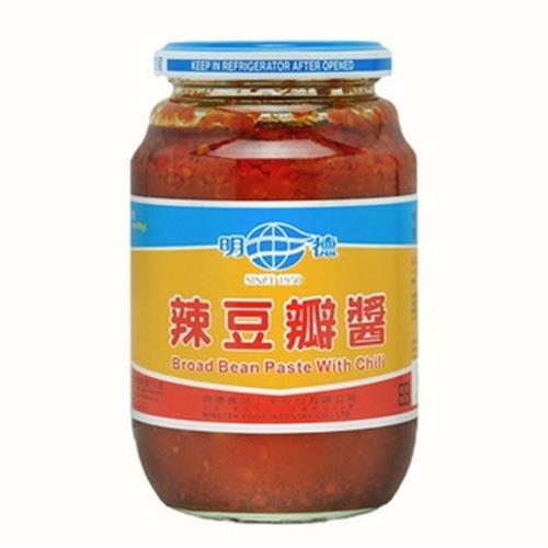 明德 辣豆瓣醬(460g/瓶)