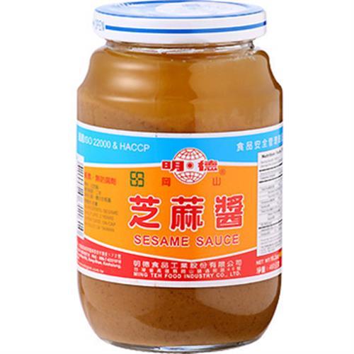 明德 芝麻醬(460g/瓶)