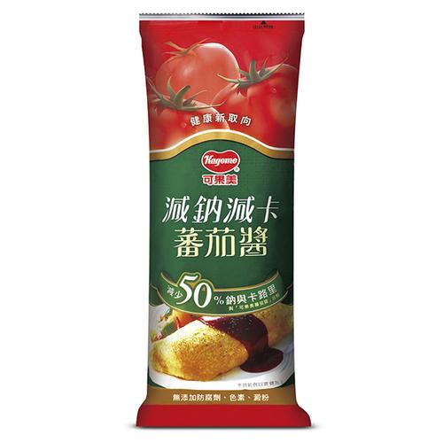 《可果美》減鈉減卡蕃茄醬(465g/瓶)