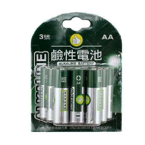 FP 鹼性電池AA(1.5V) 12入/組3號電池