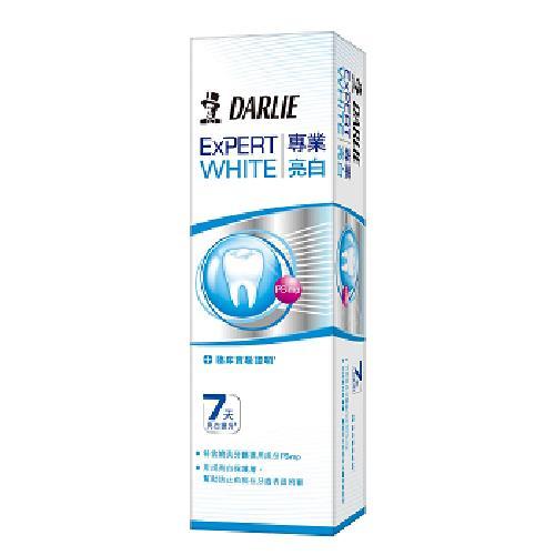 《黑人》專業亮白牙膏(120g)-黑人全系列滿249送收納袋*1