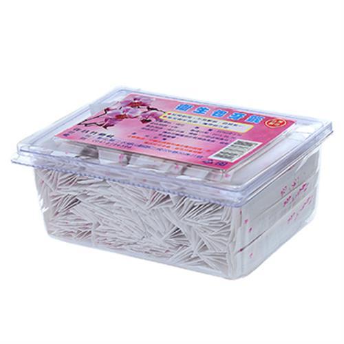 潔牙紙包牙籤(360入)