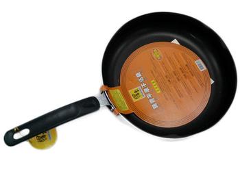鍋寶 平底不沾鍋單柄-紅 30cm(FRT-0030)