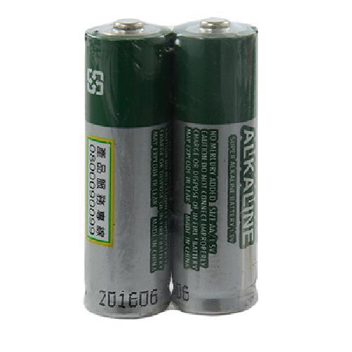 《FP》鹼性3號電池AA 2入/組(LR6P)