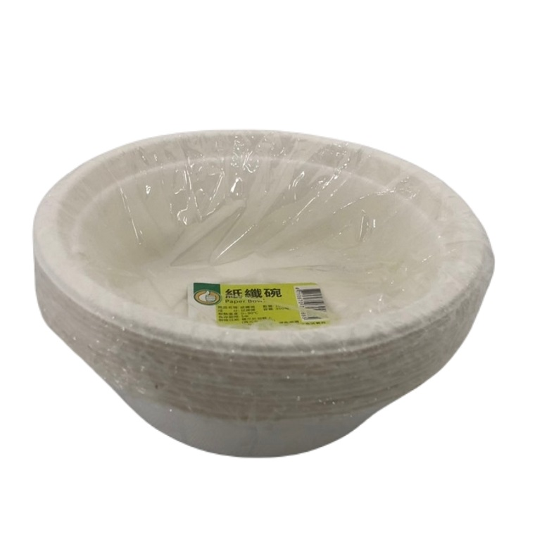 《FP》紙纖碗10入(350毫升)