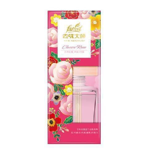 去味大師 竹木香補充品-古典玫瑰(90ml/瓶)