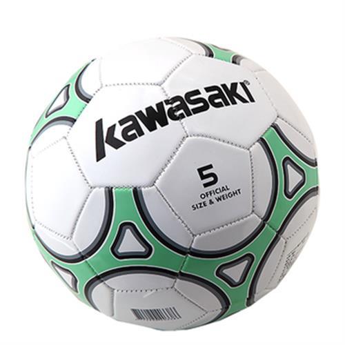 Kawasaki 縫皮5號高級足球