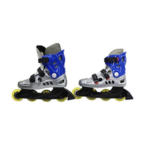 實用級直排輪鞋+護具組- 36號(2260-36)