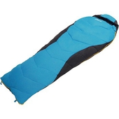 《OutdoorBase》幸福保暖睡袋-顏色隨機(SBS-850,210*80*60CM)
