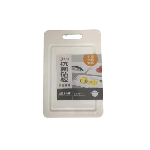 橘之屋 日式抗菌砧板-小 K-018(30.5*20.4*0.9CM)