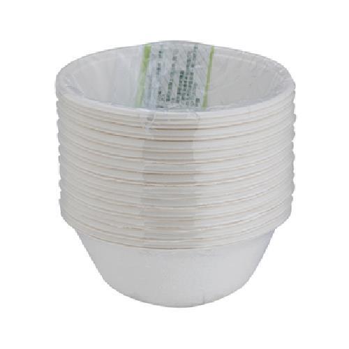 RT 環保紙纖飯碗-25入(225ml)
