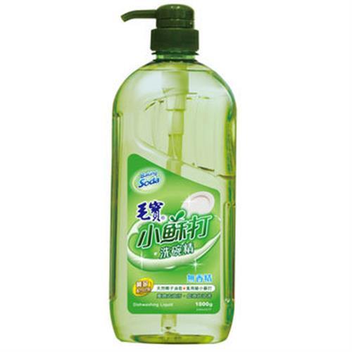 毛寶 小蘇打洗碗精-無香精(1000g/瓶)