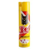 《黑貓》油性噴霧殺蟲劑(600ml/罐)