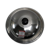 不銹鋼平底鍋蓋