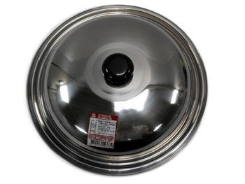 不銹鋼平底鍋蓋(28CM,SD01-28)