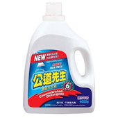《妙管家》公道先生濃縮洗衣精4400g