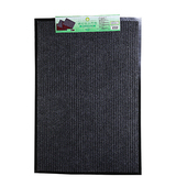 《FP》條紋吸水門墊-大-灰色(60*90cm)