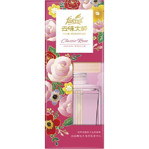 去味大師 竹木香-古典玫瑰(80ml/瓶)