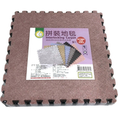 《FP》拼裝地毯-粉紅(30*30cm-9pcs)