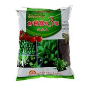 《興農》好根寶特3號泥炭土(2.2kg)