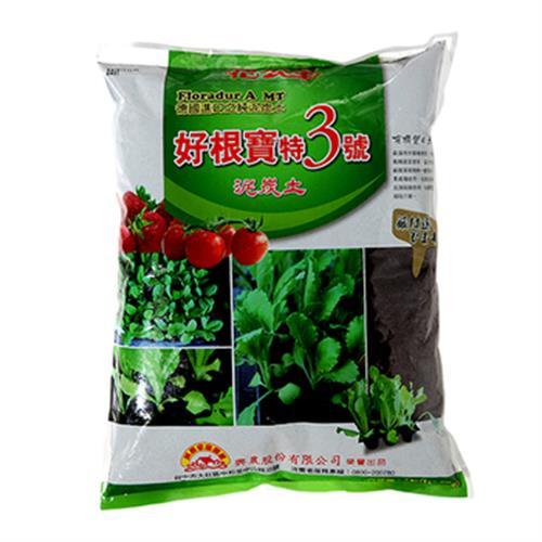 興農 好根寶特3號泥炭土(2.2kg)