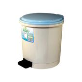 《FP》踏式垃圾桶-小/5L(圓徑22x24公分)