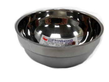 不鏽鋼碗(13CM*1入)
