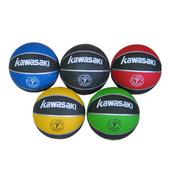 《KAWASAKI》雙色高級籃球 7號(顏色隨機)