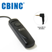《CBINC》C1 電子快門線 FOR CANON RS-60E3