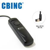 《CBINC》N1 電子快門線 FOR NIKON  MC-30