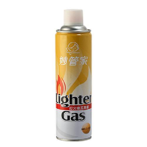 《妙管家》打火機瓦斯罐(550g)