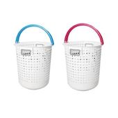《FP》圓形洗衣籃(圓徑36.5公分x高40公分)