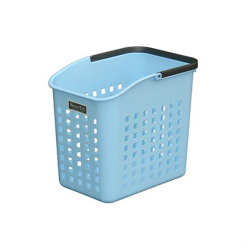 KEYWAY F366比薩洗衣籃(40*28*36.5CM)