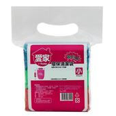 《愛家》清潔袋-小43張/3捲(56*43cm/420g±5%/15L)