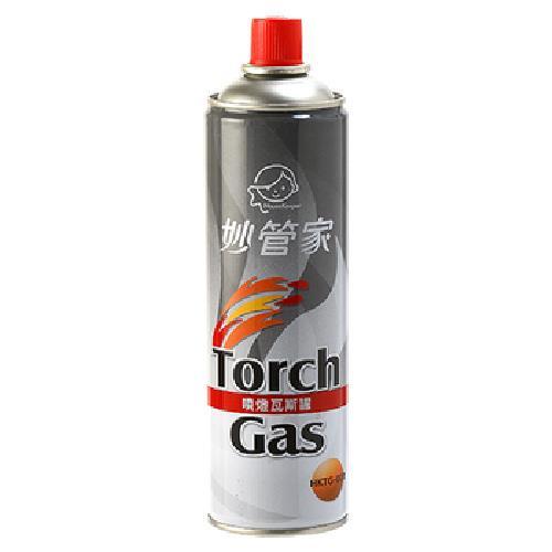 《妙管家》噴燈瓦斯罐(03057好小子噴燈專用瓦斯罐)