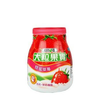 植物的優 蜂蜜草莓(500g)