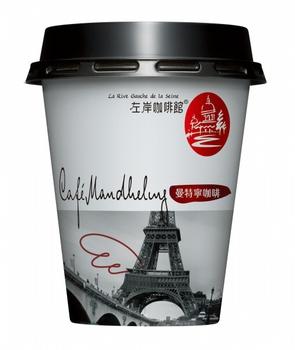 統一左岸咖啡館 曼特寧咖啡(240ml/杯)