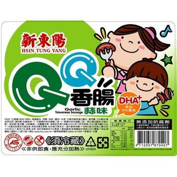新東陽 小香腸-蒜味(210g)
