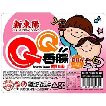 新東陽 小香腸-原味(210g)