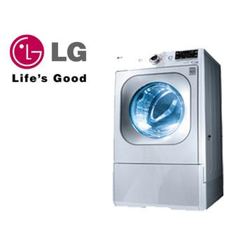 ★結帳現折★LG 6 Motion滾筒洗衣機花鑽白S-line / 12公斤 (WD-12MPS )