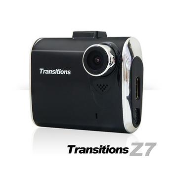 全視線 Z7 新一代國民機 1080P 超夜視行車紀錄器(霧黑)(送16G TF卡)MIT