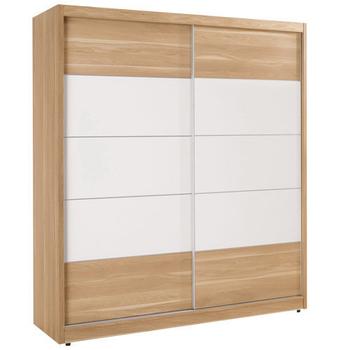 《時尚屋》羅德尼5尺拉門衣櫥083-2
