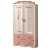 《時尚屋》貝妮斯3尺衣櫥115-4