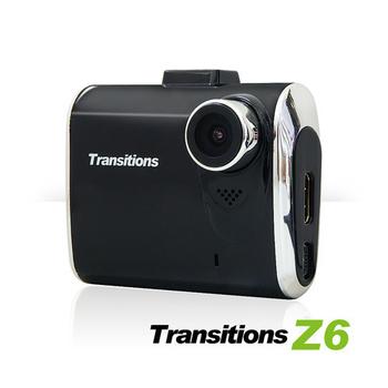 全視線 Z6 新一代國民機 1080P 超夜視行車紀錄器(霧黑)(送16G TF卡)MIT