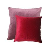 《J&N》璀璨撞色抱枕  - 紫紅