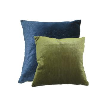 《J&N》璀璨撞色抱枕  - 藍綠